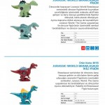 Jurassic world hasbro 2015 catalog line up2