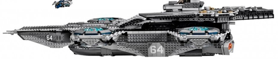 LEGO USC Shield Helicarrier Age Or Ultron Marvel Super Heroes7