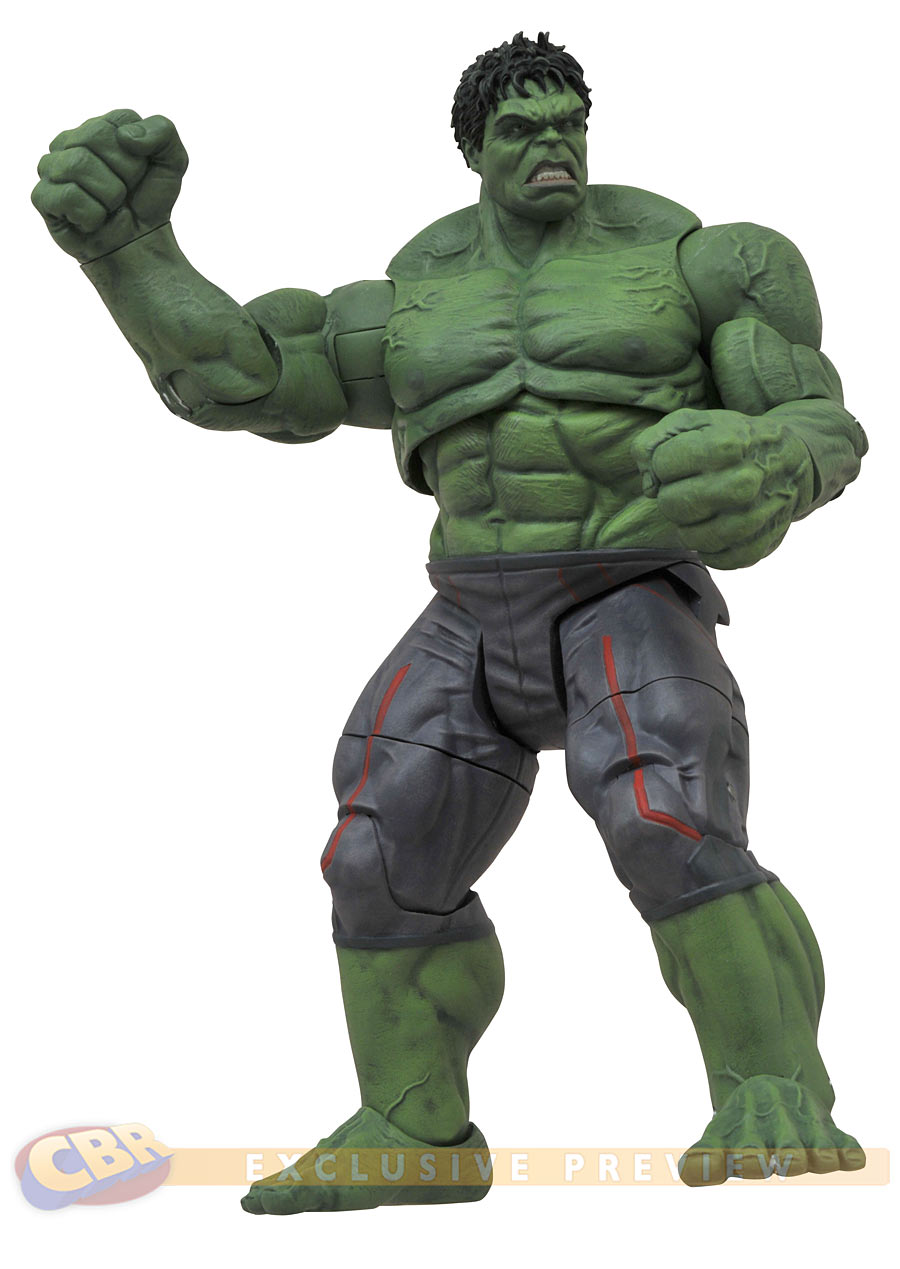 Avengers Age of Ultron Hulk Marvel Select Figure - The ...