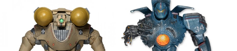 NECA Pacific Rims Series 6 Jaegers 2