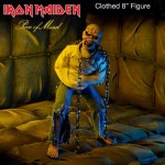 NECA Piece of Mind Iron Maiden Eddie