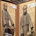 Planet of the Apes Lawgiver Statue Packaging