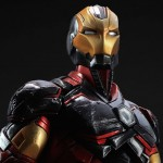 Play Arts Kai Variant Iron Man 007