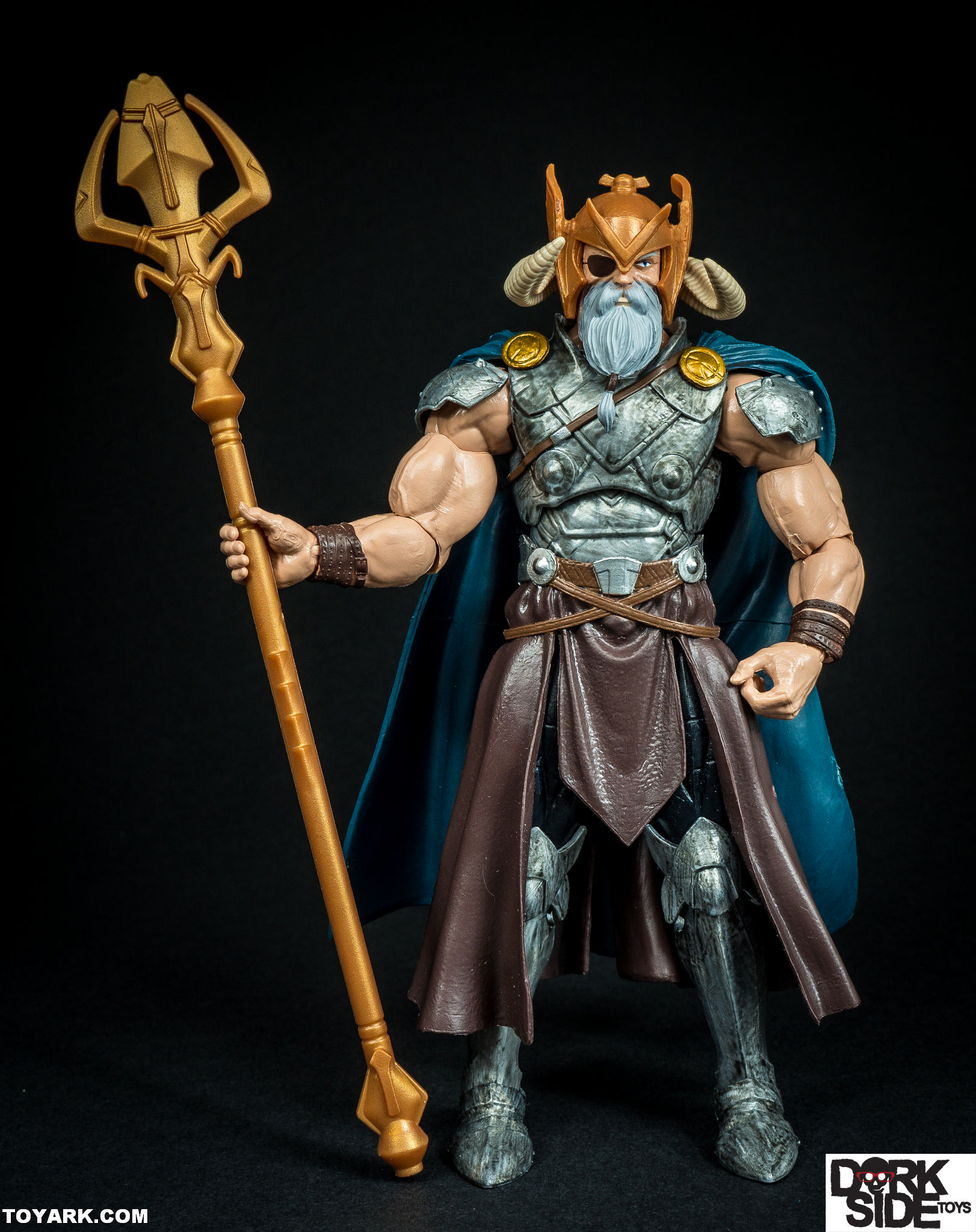 how tall is odin marvel