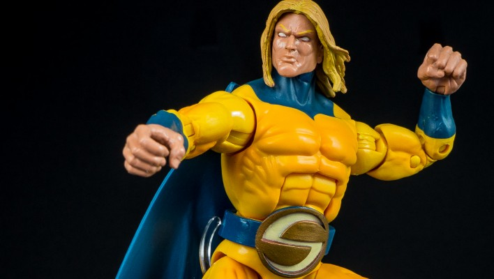 Marvel Legends Sentry Allfather Wave Photo Shoot
