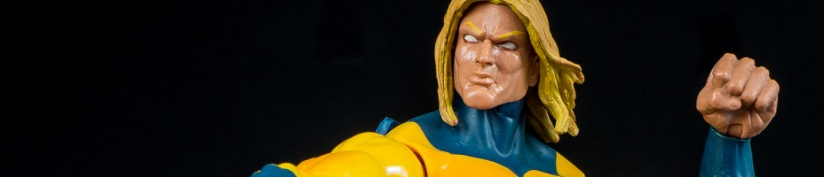 006 Marvel Legends Sentry Avengers Allfather