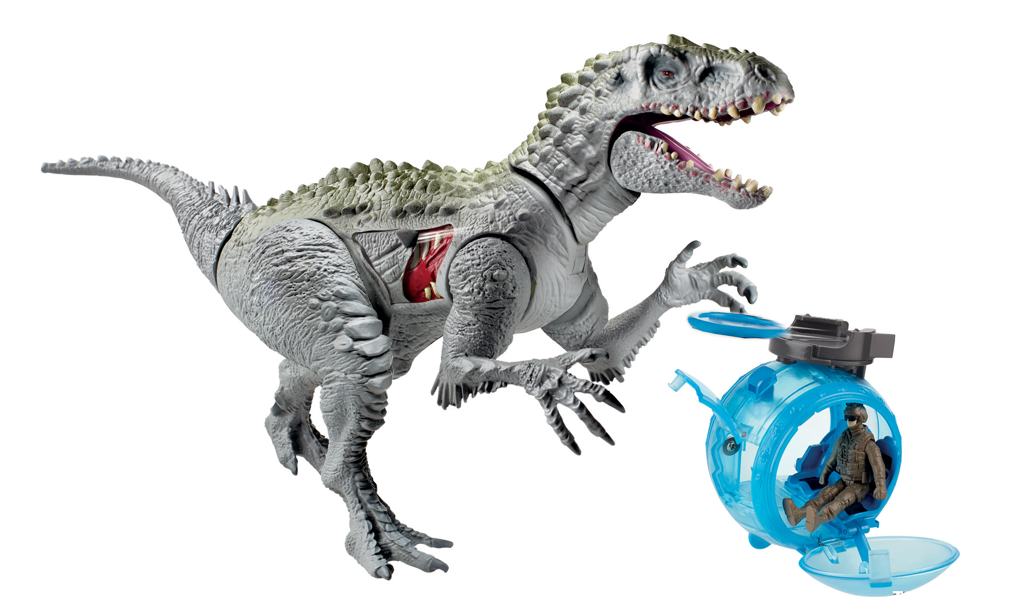 Toys From Hasbro : Jurassic world spoiler thread boy do i hate being