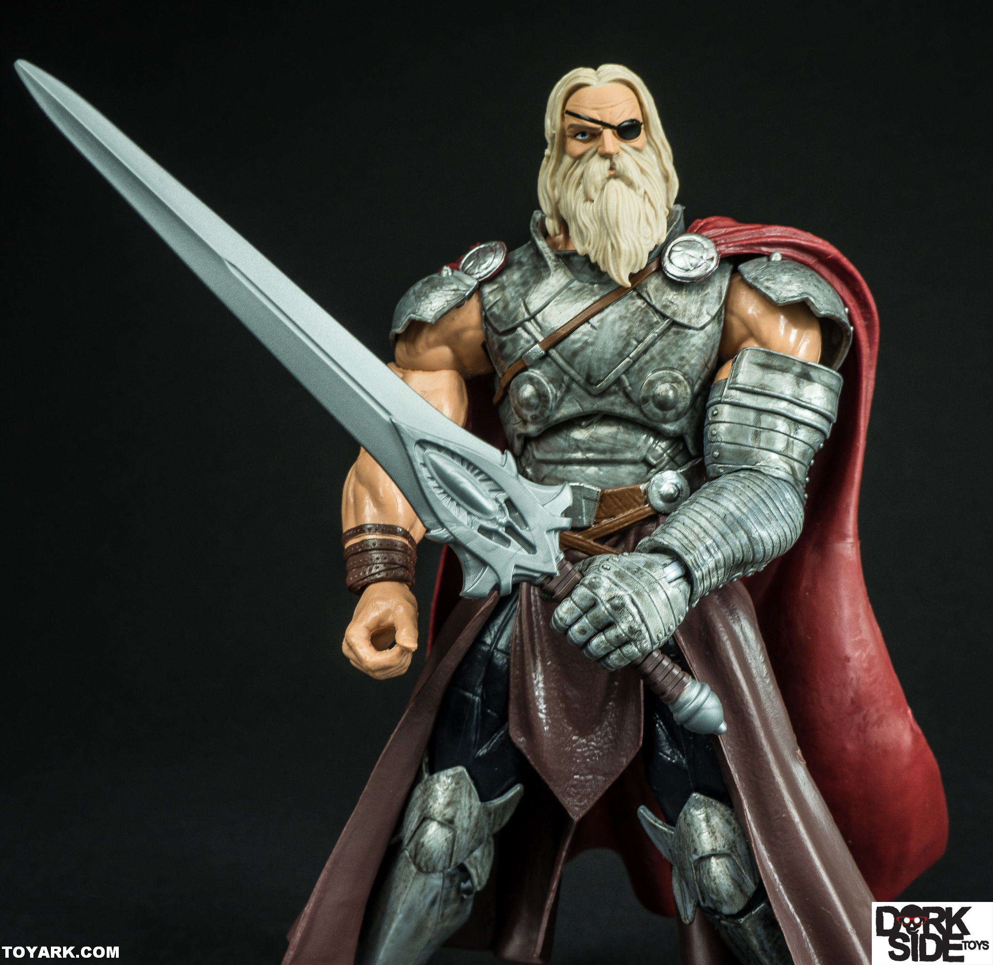 Marvel Legends Odin BAF Allfather Wave Photo Shoot - The ...