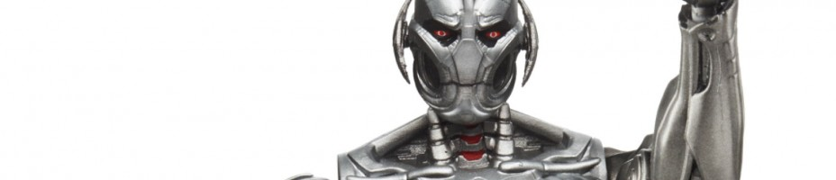Ant Man Legends Ultron Build a Figure