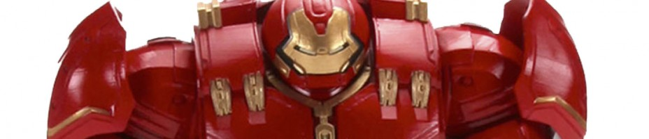 AvengersWave3 Hulkbuster Build a Figure