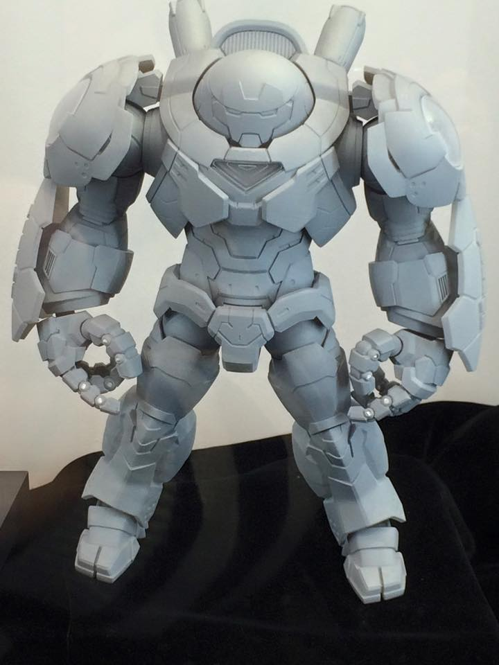 [Evento] Wonder Festival 2015 (Winter) - Sentinel  & Union Creative International HLJ-WF2015-Sentinel-Hulkbuster-1