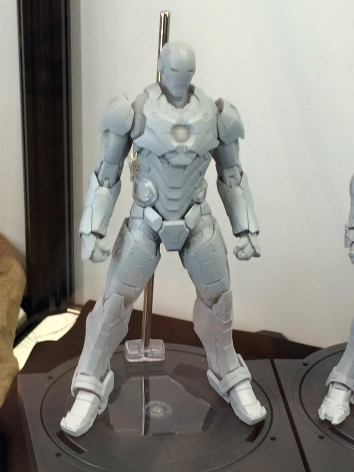 [Evento] Wonder Festival 2015 (Winter) - Sentinel  & Union Creative International HLJ-WF2015-Sentinel-Iron-Man