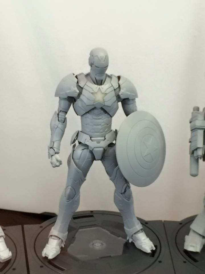 [Evento] Wonder Festival 2015 (Winter) - Sentinel  & Union Creative International HLJ-WF2015-Sentinel-Iron-Patriot