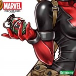 Lady Deadpool Bishoujo Teaser