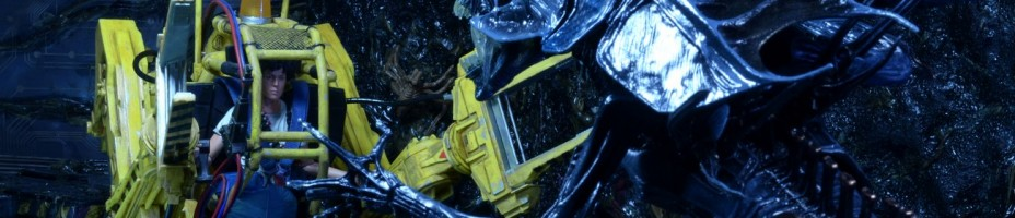 NECA Aliens Power Loader 2