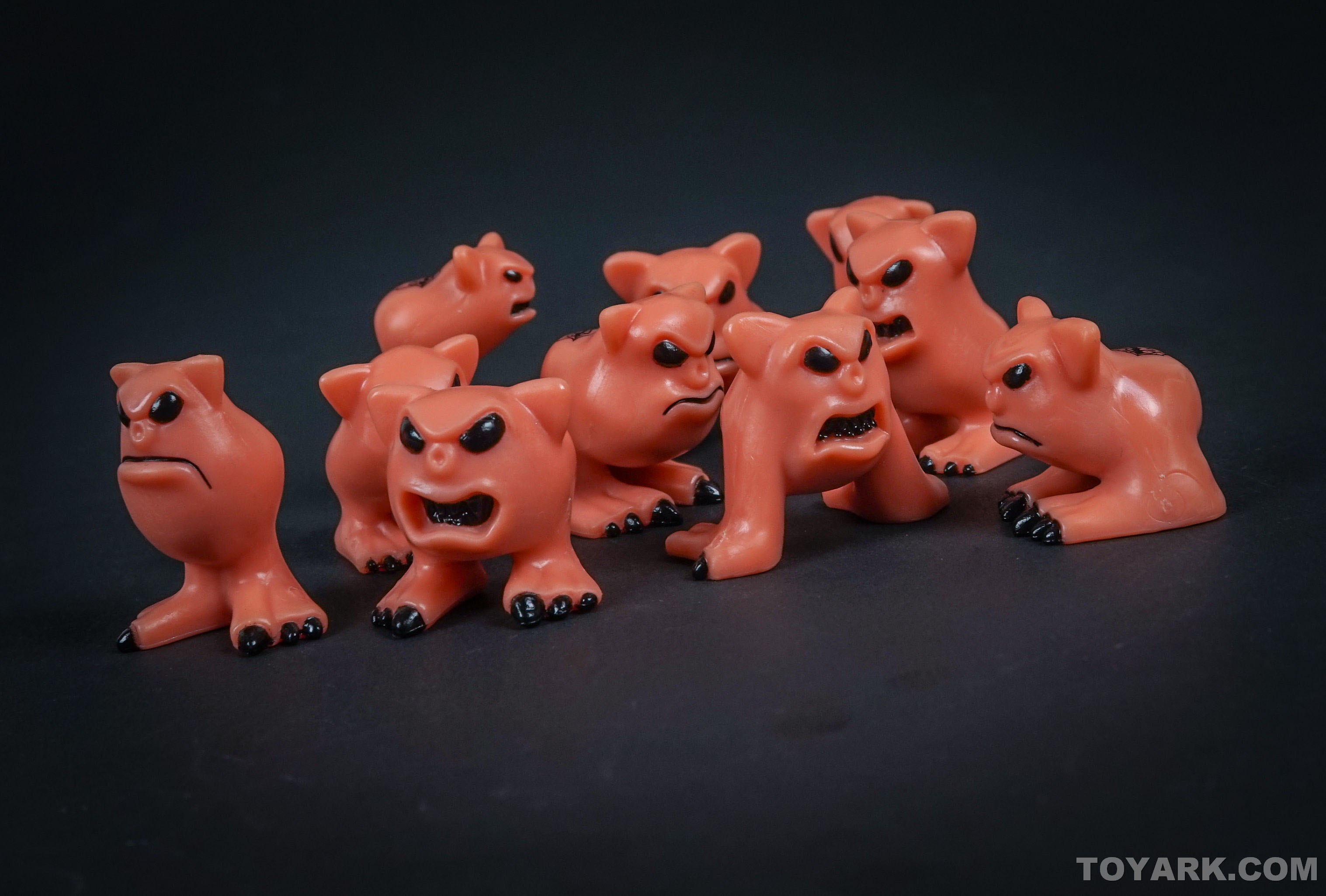 October Toys EX Flesh Color Mordles 018