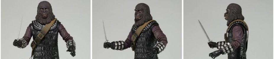 Planet of the Apes General Aldo