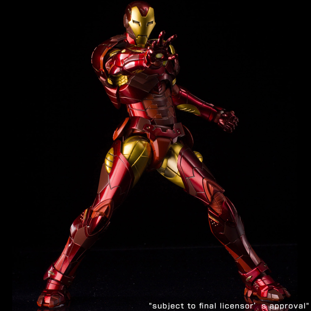 Re:Edit Iron Man Extremis Armor - Toy Discussion at Toyark.com