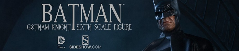 Sideshow Batman Gotham Knight Preview