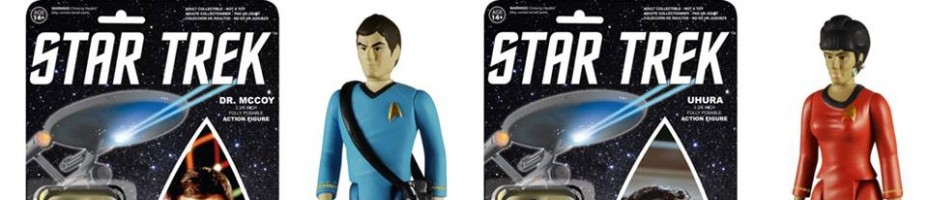 Star Trek ReAction Figures