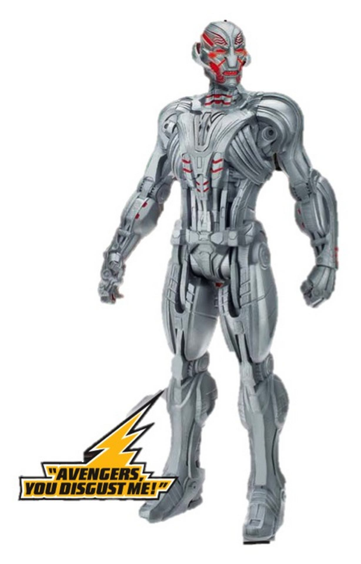 No Strings Attached: James Spader is Ultron! [Archive] - Page 4 ...
