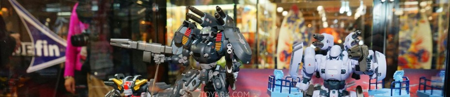 Toy Fair 2015 Bluefin Booth Armarauders 001