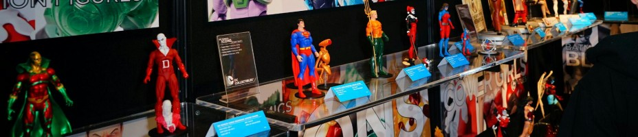 Toy Fair 2015 DCC DC Icons Series 004