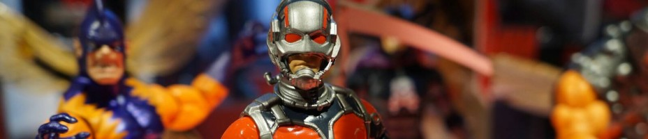 Toy Fair 2015 Hasbro Ant Man 005