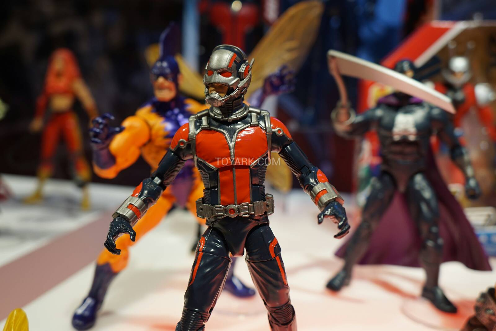 Toys From Hasbro : Hasbro ant man toys from toy fair the toyark news