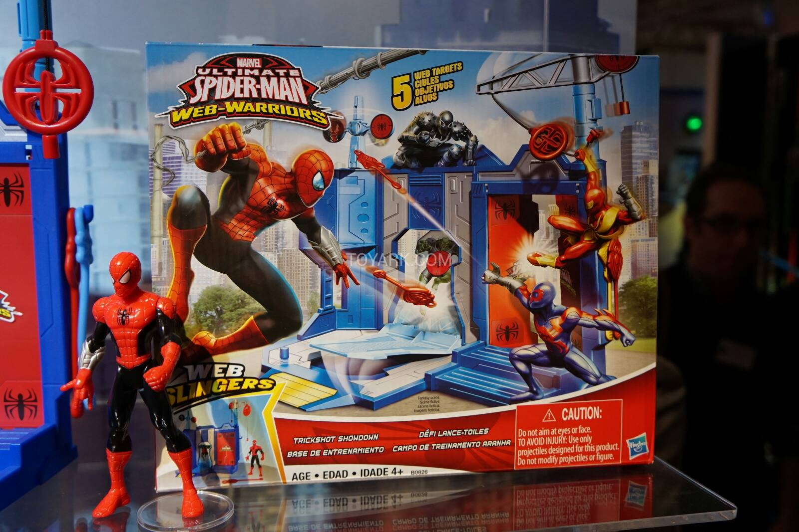 Hasbro Marvel Spider Man Titan Heroes Blind Bags And