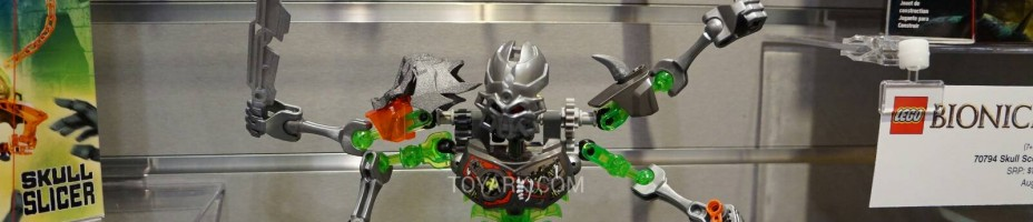 Toy Fair 2015 LEGO Bionicle 028