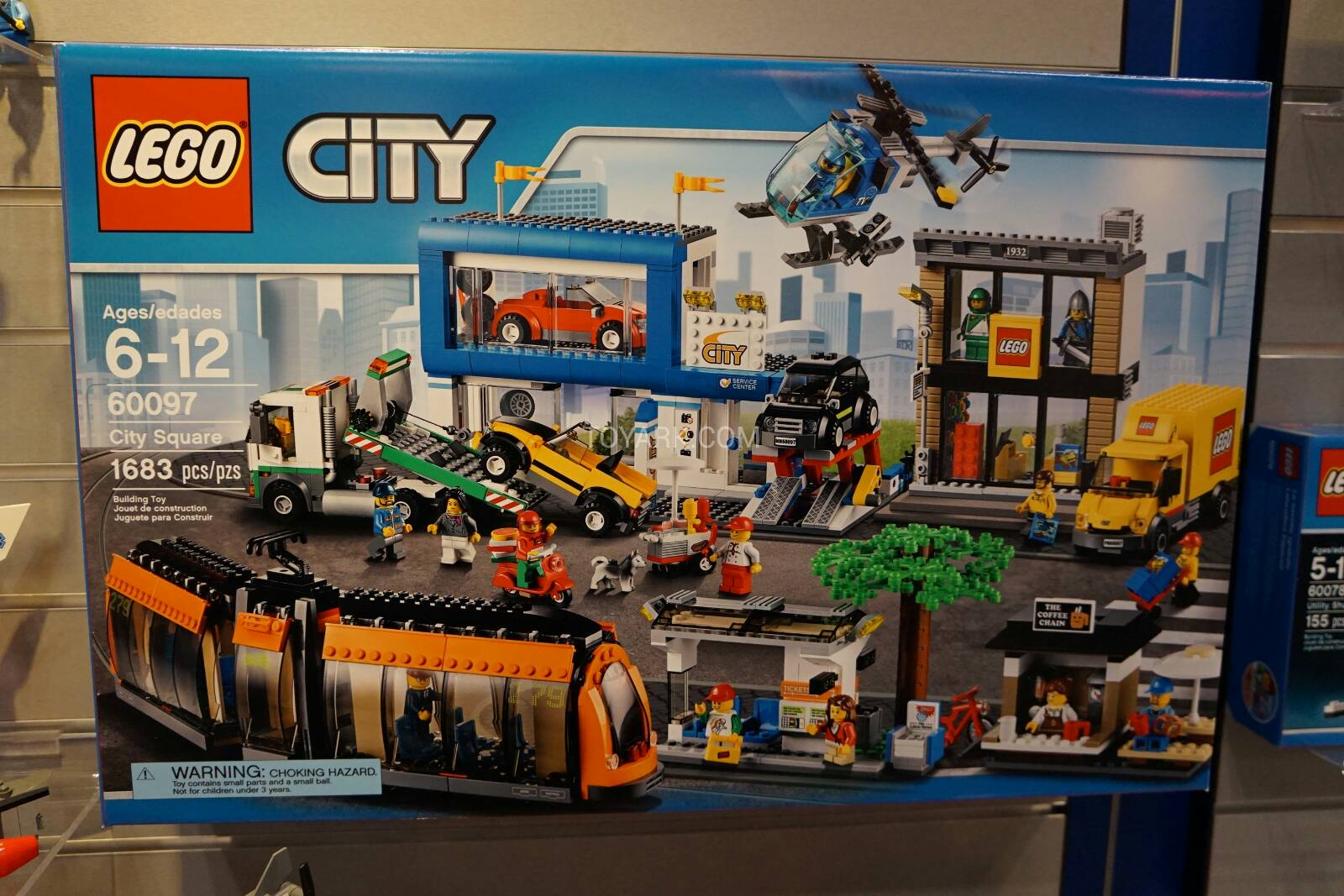 lego city sets at toy fair 2015 the toyark news. Black Bedroom Furniture Sets. Home Design Ideas