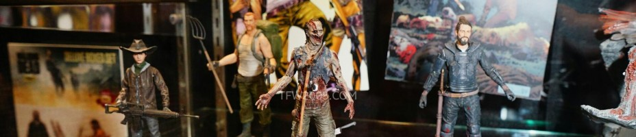 Toy Fair 2015 McFarlane Walking Dead 003
