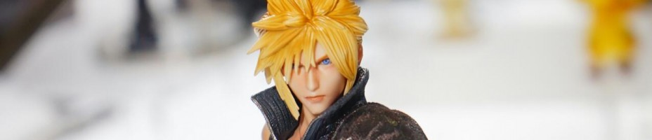 Toy Fair 2015 Square Enix Play Arts Kai Final Fantasy 004