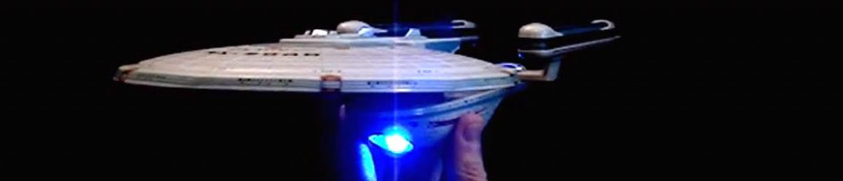 USS Excelsior NX 2000 Video