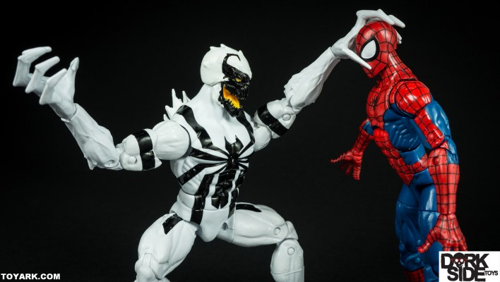 Marvel Legends Anti-Venom Hobgoblin Wave Photo Shoot