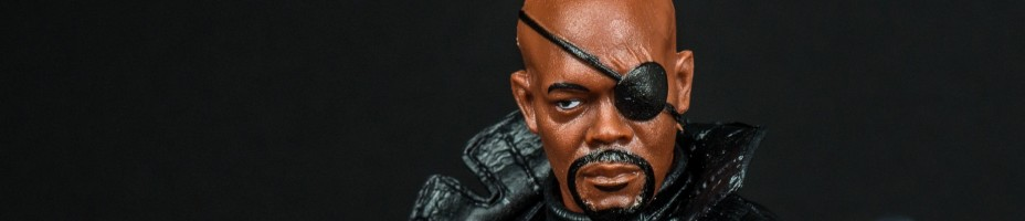001 Marvel Legends Nick Fury Avengers TRU 3 Packs