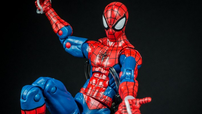 Marvel Legends Spider-Man Hobgoblin Wave Photo Shoot