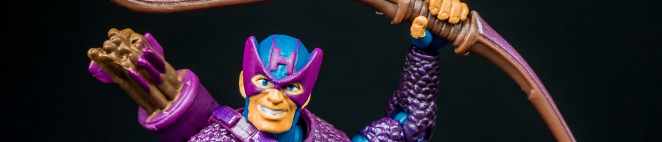 002 Marvel Infinite Hawkeye Universe Avengers Wave