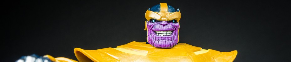 012 Marvel Legends Thanos BAF Age Of Ultron Wave
