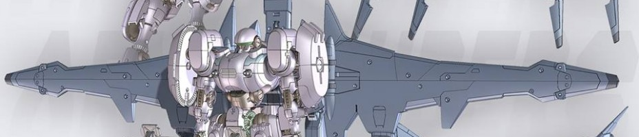 Armarauders‬ Bellerophon ‪Pegasus Drone Add On 3
