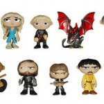 Game of thrones Mystery Minis Series 2 Loose
