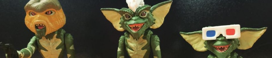 Gremlins ReAction Figures Preview
