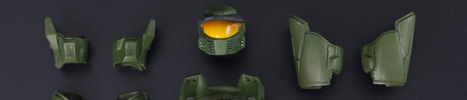 Halo Mark V Armor for Master Chief ARTFX Statue 010