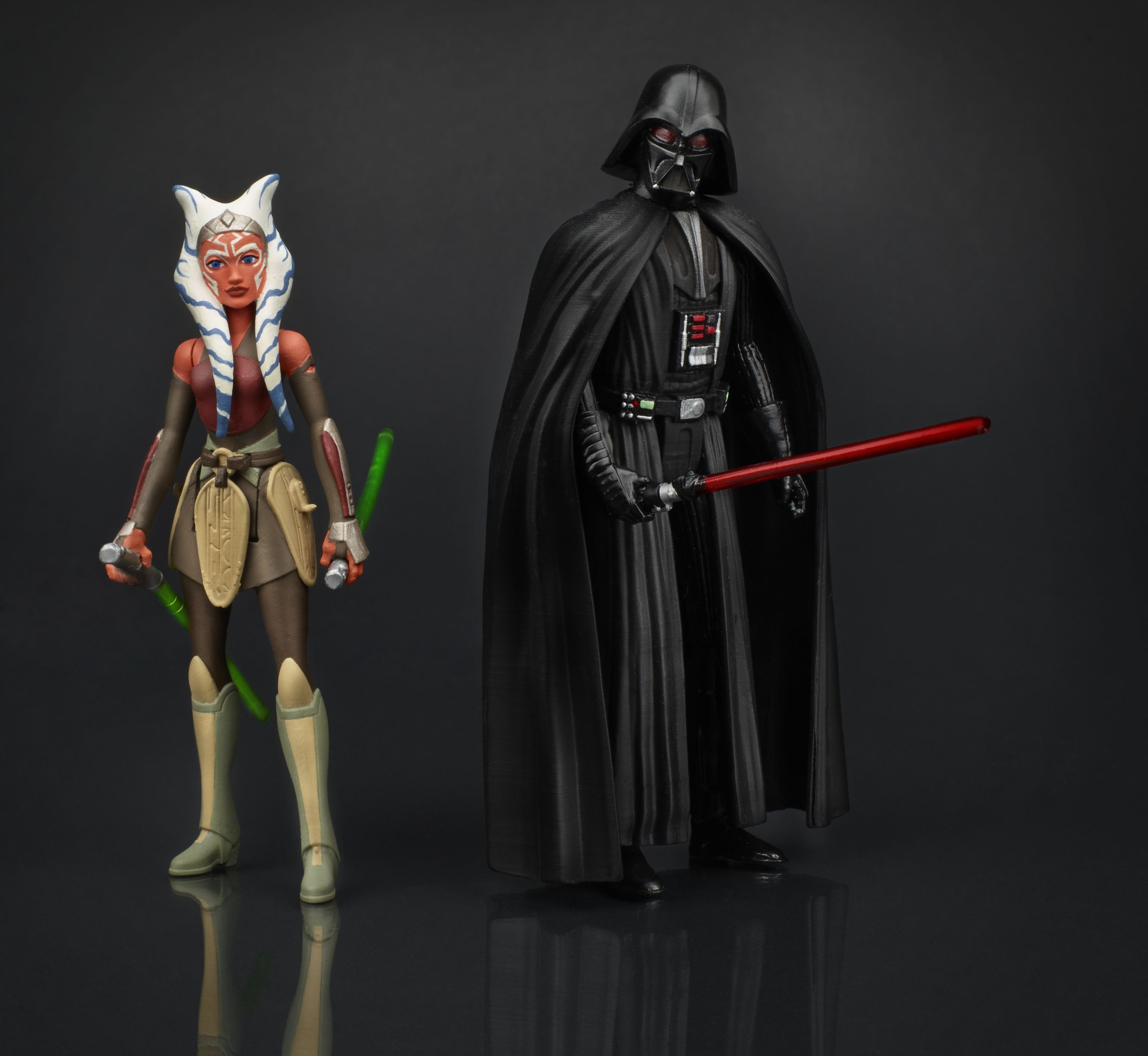 high resolution star wars rebels ahsoka tano and darth. Black Bedroom Furniture Sets. Home Design Ideas