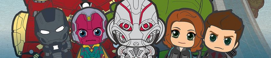 Hot Toys Avengers Age of Ultron Cosbaby Art 002