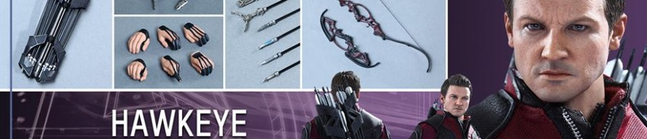 Hot Toys Avengers Age of Ultron Hawkeye Figure 017