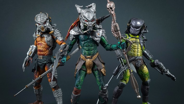 NECA Predator Series 13 Scavage Predator – Toyark Photo Shoot