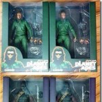 Planet of the Apes Series 3 Packaged