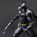 Play Arts Kai Arkham Knight Batman 006